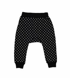 €23.40 Beau Loves Davenport-pants spotty, musta