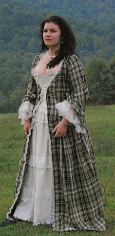 Wolfstone Orkney Overdress Set #Jacobite #Scottish