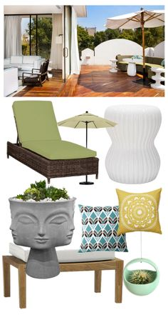 @POPSUGAR Home is coveting the chic Summer style of Mexico City's CONDESA df Hotel