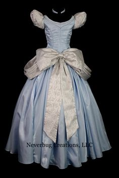 Adult Cinderella Parks Version Costume Custom por NeverbugCreations, $1.000,00