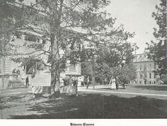 University of Oregon campus 1917-18.  From the 1919 Oregana (University of Oregon yearbook).  www.CampusAttic.com