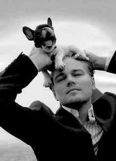 Leo and his dog Django :-)