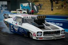 John Zappia... Legend. He ran 5.86 down 1/4 mile and only at the Perth Motorplex, Kwinana