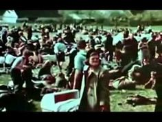 ▶ RHINE MEDOW CONCENTRATION CAMPS. AFTER CRUSHING GERMANY WITH BOMBS. - YouTube