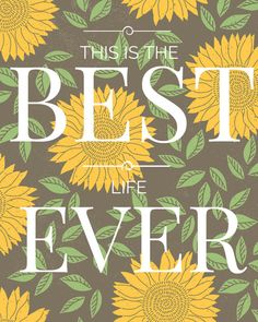 JW Best Life Ever Digital Download 8 x 10 This is the best life ever JW Wall Art NWT verse printable