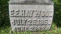 Elizabeth Ellen <i>Powell</i> Haywood