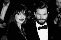 'Fifty Shades of Grey' Premiere - 65th Berlinale International Film Festival Photos and Images | Getty Images