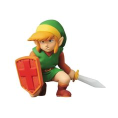 Medicom Ultra Detail Figure Legend of Zelda Link Figure