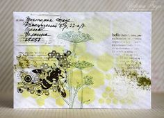 my creative space: Stampomania >> Mail-art