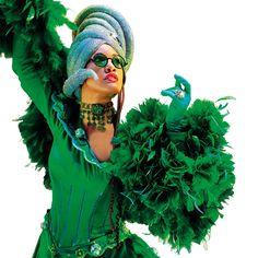 Beautiful Wicked costume