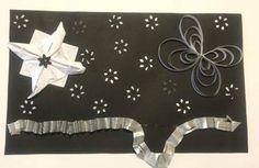 teoría del color negro gris blanco fabric pattern handmade contraste textil