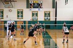 Husson University Womens Volleyball