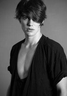 "Jacob Young in ""Spring Summer 2012 New Faces - Men in Milan"" by Saverio Cardia for models.com - June 2011"