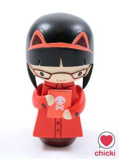 Luli Bunny Momiji Doll Clarice. £10.95 #doll #japan