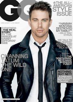 Channing Tatum / Magazine Covers