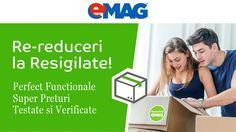 Resigilate eMAG – Produse Resigilate cu Reducere de Pana la 63% Maine