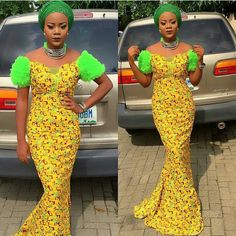 Rock a bedazzled aso ebi style, a stud filled double step peplum blouse paired with a six piece skirt made from an embroidered and beaded lace fabric .