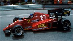 1 May 1983 Patrick Tambay won the San Marino Grand Prix with Ferrari Sports Car Racing, F1 Racing, Racing Team, Sport Cars, Race Cars, Motor Sport, Drag Racing, Grand Prix Du Canada, Robert Kubica