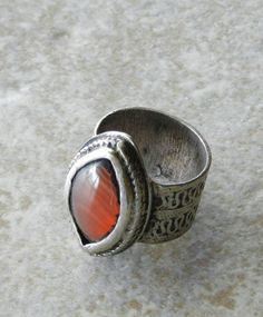 #craftsofthepast on Artfire                         #ring                     #Turkoman #Silver #Ring #Oval #Carnelian #Sett #Size #Five #Three #Fourths #craftsofthepast #Jewelry #ArtFire                     Old Turkoman Silver Ring Oval Carnelian Sett Size Five Three Fourths | craftsofthepast - Jewelry on ArtFire                                                 http://www.seapai.com/product.aspx?PID=1234989