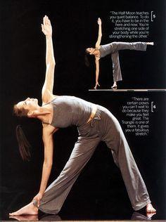 95 Best 12 Nov 15 Images Christy Turlington How To Do Yoga Yoga Poses