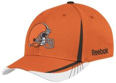 Free S H NFL Cleveland Browns Reebok Men s Sideline Draft Hat SIZE L XL a7a4bde7e
