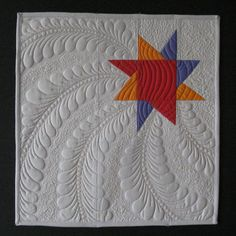 quilt as desired identical blocks + different quilters = stitchy madness! Riddle us this Q-bies: What three little words will make quilters stop in their tracks with eyes twitching and teeth gnashi...