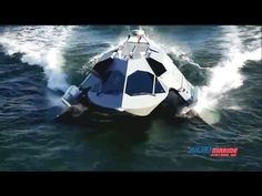 Next Big Future: Supercavitating Very High Speed Stealth Anti-Piracy and Special Ops ship