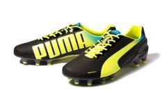 84fb30371 PUMA evoSPEED FG Soccer Boot  PUMA continues on with the tailored  development of soccer cleats designed to the specifications of