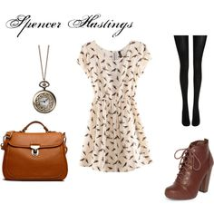 Spencer Hastings | Pretty Little Liars | Style