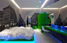 ideas para iluminacion con luz led en ventanas para navidad - Buscar con Google