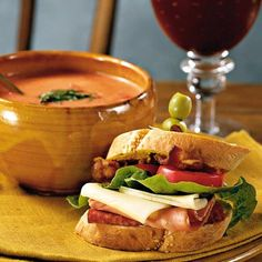 Learn how to make Italian BLT Sandwiches. MyRecipes has 70,000+ tested recipes and videos to help you be a better cook
