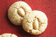 Almond Chai Cookies: Ground chai tea and some additional ground chai spices give these buttery almond cookies a subtle, pleasing flavour. Find loose-leaf chai tea in bulk food stores or specialty tea shops. In a pinch, empty a tea bag or two to get the proper amount. By The Canadian Living Test Kitchen Source: Canadian Living: Holiday 2012