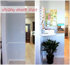 operation organization: Organizing Small Spaces : Utilize Every Nook & Cranny