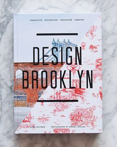 Design Brooklyn, Book cover design - Graphic / Print / Editorial design and layout #bookcover  #design