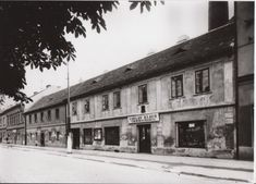 Bělohorská Old Pictures, Czech Republic, Prague, City, Outdoor, Retro, Historia, Outdoors, Antique Photos