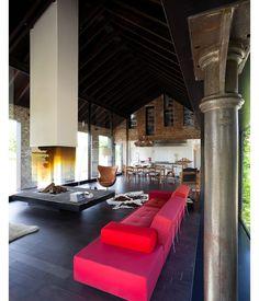 Modern interiors captured by Tim Van de Velde