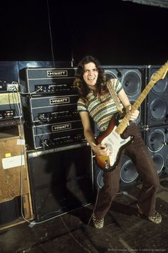 Tommy Bolin. Great guitarist. Was another victim of drugs at an early age. The potential was endless.