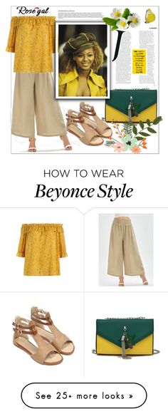 """Rosegal."" by natalyapril1976 on Polyvore Beyonce Style, Polyvore, How To Wear, Image, Fashion, Moda, La Mode, Fasion, Fashion Models"