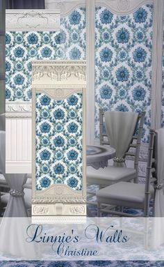 CC4Sims: New walls • Sims 4 Downloads