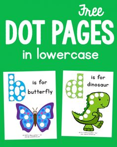 Use stickers, pom-poms, counter bears, or Do-A-Dot-Markers on these pages
