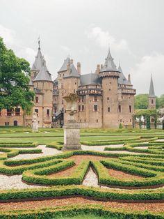 A Day Trip to De Haar Castle in the Netherlands! | WORLD OF WANDERLUST | Bloglovin'