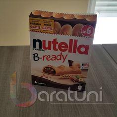 Activo hasta 31 de octubre 2021 Nutella, Snack Recipes, Snacks, Cereal, Chips, Breakfast, October 31, Pictures, Snack Mix Recipes