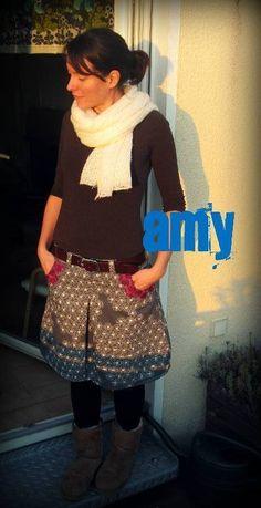 gut kirschen essen: Die erste Amy!!