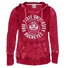 Ohio State Buckeyes Vanity Zen Hoodie - Women