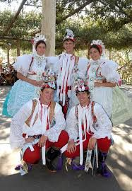 Prušánky - Slovácké costumes from South Moravia, Czech Republic