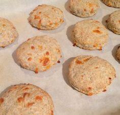 Cheddar Cricket Biscuits