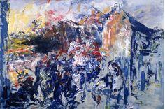 Grief, Jack B. Yeats (Irish © Estate of Jack B Yeats. All Rights Reserved Muse Kunst, Irish Painters, Jack B, Muse Art, Painter Artist, Irish Art, Figure Painting, Painting Inspiration, Art Forms