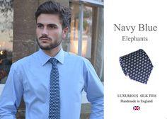 Luxury Silk Ties | Product Categories | Martyn Ellis