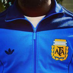 "@enlawded's photo: ""The Adidas Originals Argentina 1978 WorldCup Track Top by EnLawded.com | #Adidas #Originals #Argentina #Fifa #WorldCup #MarioKempes #LionelMessi #BuenosAires #Sudamérica #Swag #picstitch #instamood #beautiful #igers #adidasog #adidasoriginals #threestripes #casual #trefoil #3stripes #adi #adilife #adidasgallery #adidascollector @EnLawded http://www.enlawded.com/the_collection/country/argentina"""