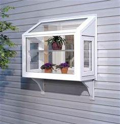 12 Best Greenhouse Windows images | Windows, Garden windows ...
